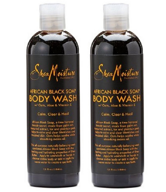 Best Body Washes and Soaps for Black Men