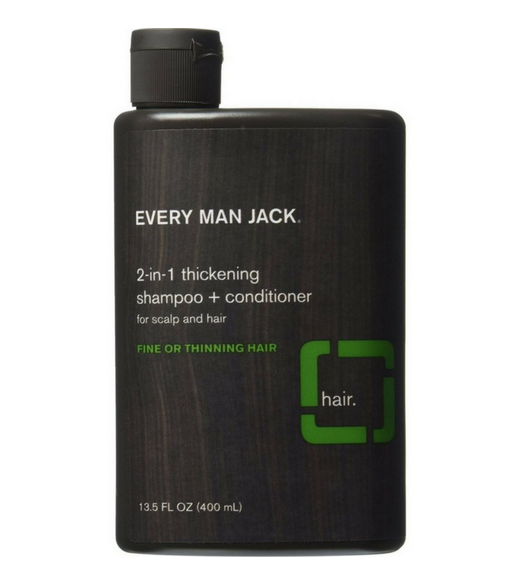 Best Shampoo for Men with Long Hair